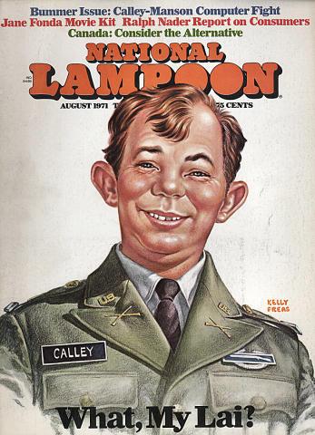 National Lampoon Vol. 1 No. 17