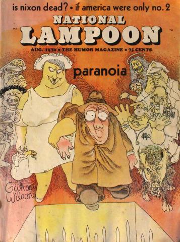 National Lampoon Vol. 1 No. 5