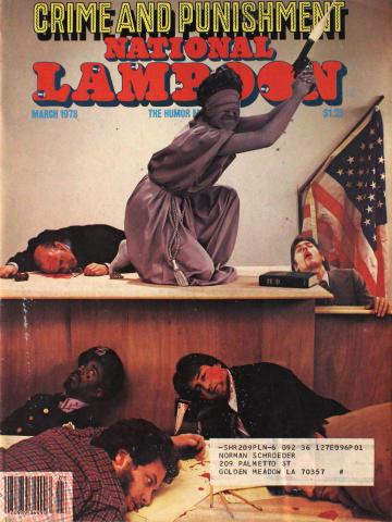 National Lampoon Vol. 1 No. 96