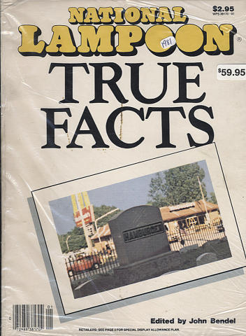 National Lampoon True Facts