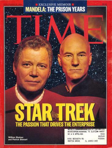 Time Magazine November 28, 1994