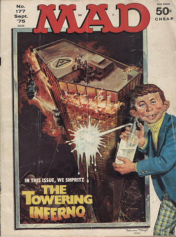 Mad Magazine September 1975