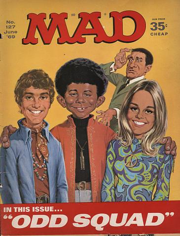 Mad Magazine June 1969