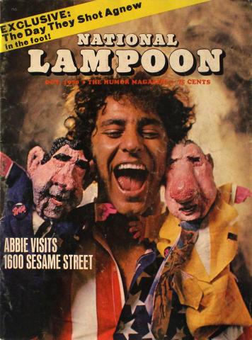National Lampoon Vol. 1 No. 7