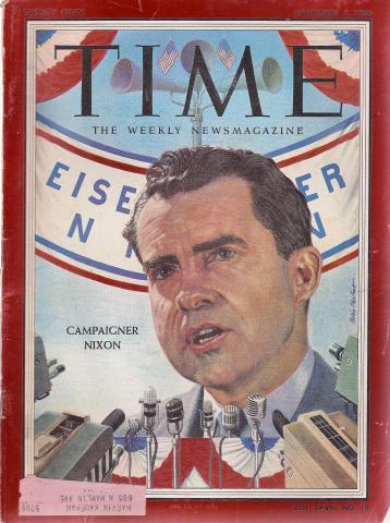 Time Magazine November 5, 1956