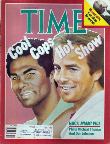 Time Magazine September 16, 1985