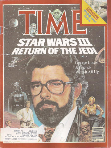 Time Magazine May 23, 1983