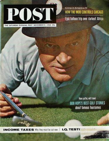 The Saturday Evening Post November 9, 1963