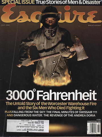 Esquire July 1, 2000