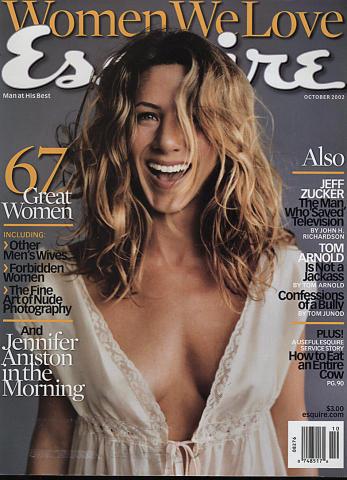 Esquire October 1, 2002