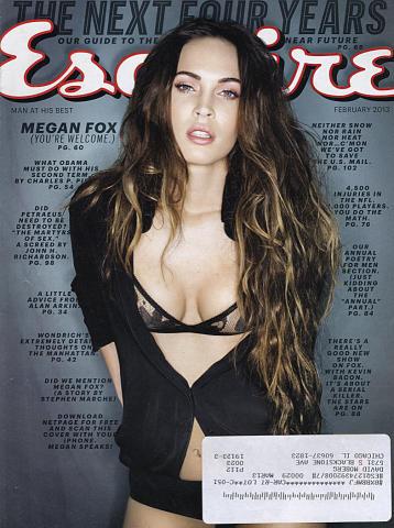 Esquire February 1, 2013