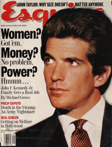 Esquire Vol. 124 No. 3