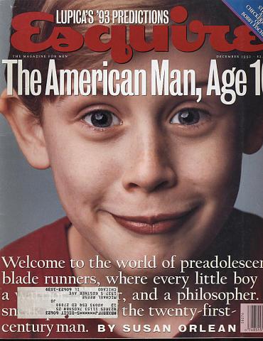 Esquire December 1, 1992