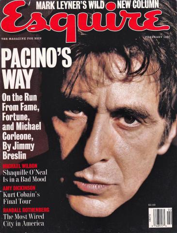 Esquire February 1, 1996
