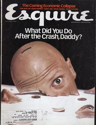 Esquire October 1, 1998