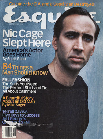 Esquire September 1, 1998