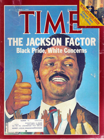 Time Magazine May 7, 1984