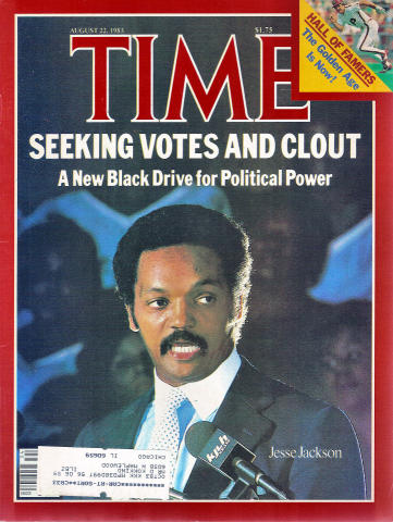 Time Magazine August 22, 1983