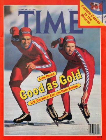 Time Magazine February 11, 1980