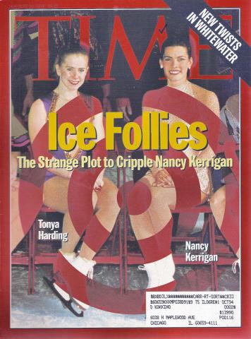 Time Magazine January 24, 1994