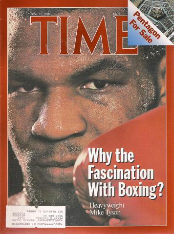 Time Magazine June 27, 1988