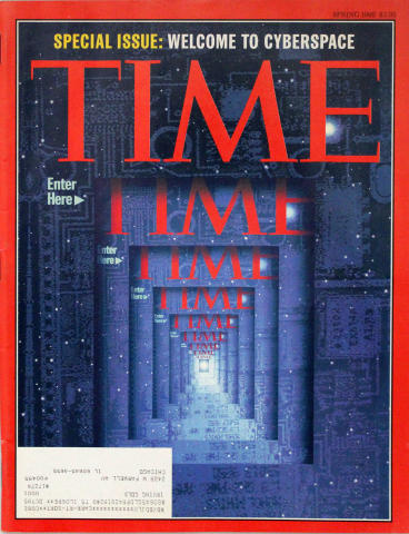Time Magazine - Welcome to Cyberspace