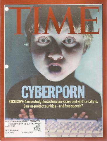 Time Magazine July 3, 1995