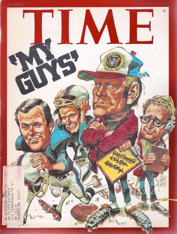 Time Magazine November 17, 1975