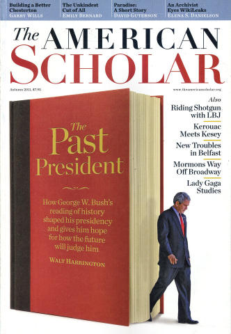 American Scholar Magazine September 2011
