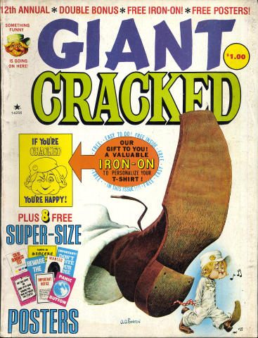 Giant Cracked