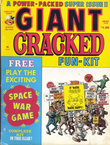 Cracked Giant Funk-Kit