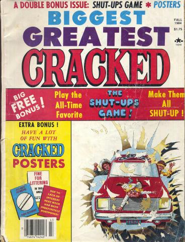 Biggest Greatest Cracked