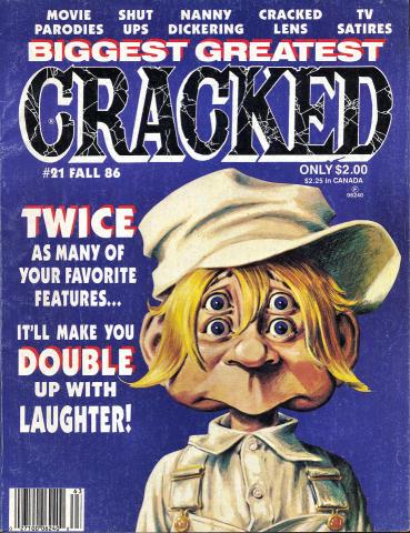 Cracked No. 21 Fall