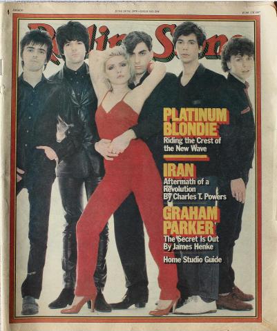 Rolling Stone Magazine June 28, 1979