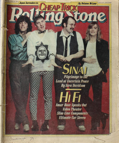Rolling Stone Magazine June 14, 1979