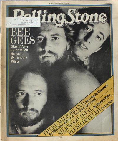 Rolling Stone Magazine May 17, 1979