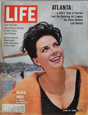 LIFE Magazine June 15, 1962