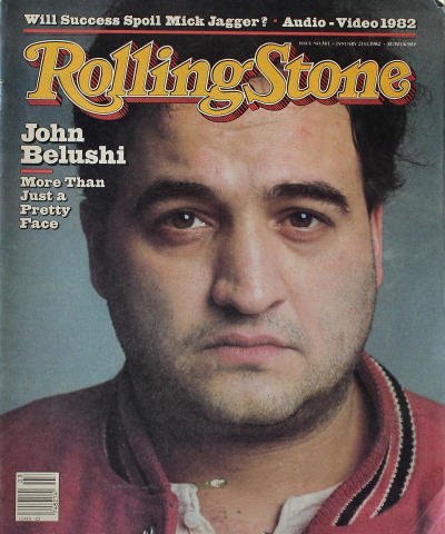 Rolling Stone Magazine January 21, 1982