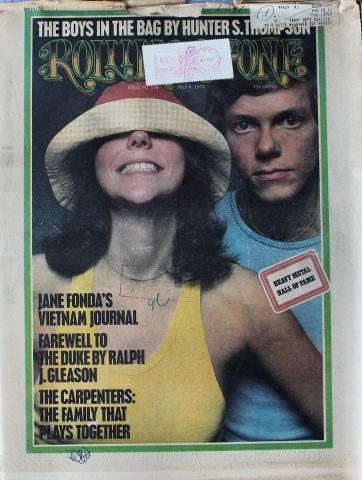 Rolling Stone Magazine July 4, 1974