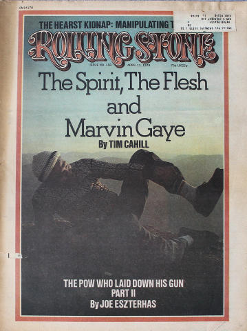 Rolling Stone Magazine April 11, 1974