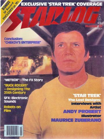 Starlog Magazine March 1980