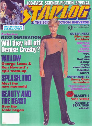 Starlog Magazine May 1988