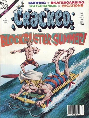 Cracked Blockbuster Summer No. 3