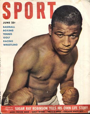 Sport Magazine June 1951