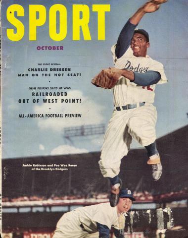 Sport Magazine October 1952