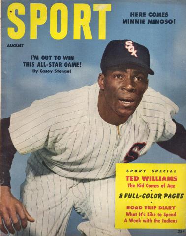 Sport Magazine August 1954
