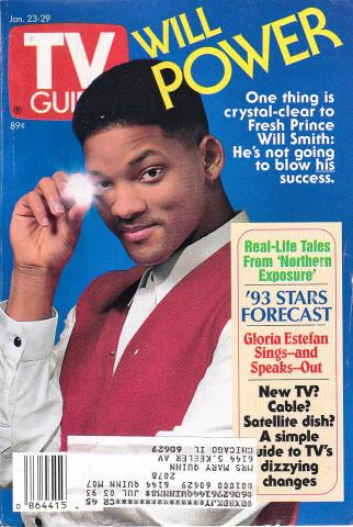 TV Guide January 23, 1993