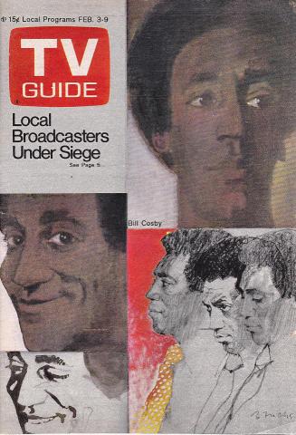 TV Guide February 3, 1973