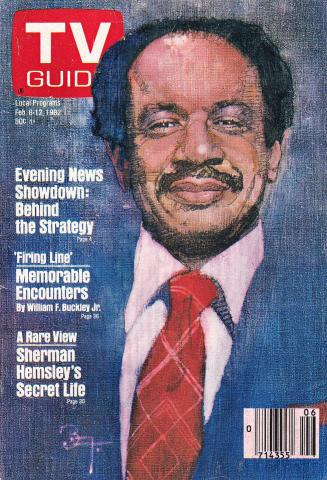 TV Guide February 6, 1982