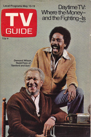 TV Guide May 13, 1972